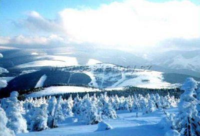 Skiareál Červenohorské sedlo