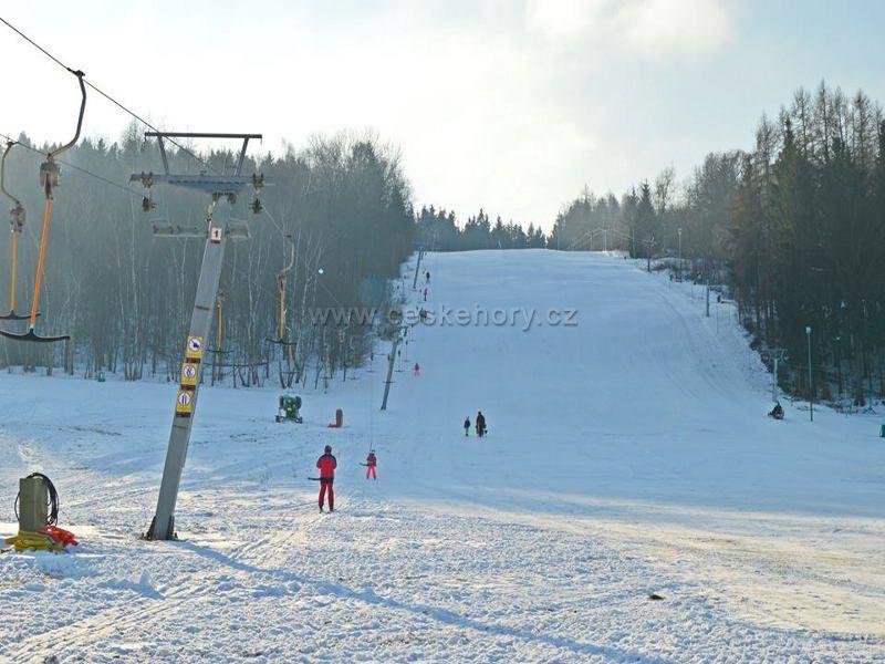 Skiareál Horní Podluží