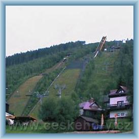 Funicular Harrachov