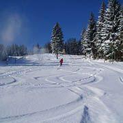 Skiareál Pernink - Nádraží