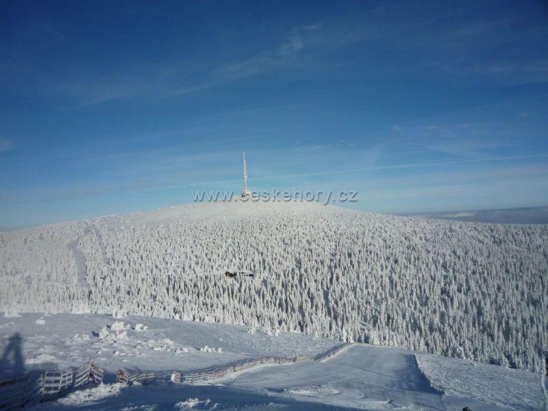 Skiareál Praděd - Ovčárna