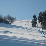 Skiareál Dalečín