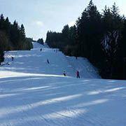 Skiareál Machůzky