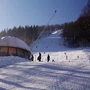 Skiareál Řeka