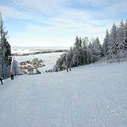 Skiareál Rugiswalde