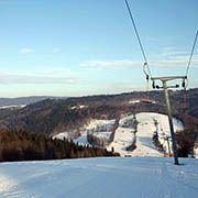 Skiareál Petříkovice
