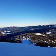 Skiareál Arber