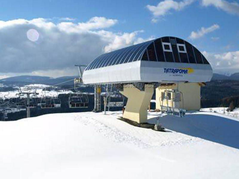 Skiareál Avalanche
