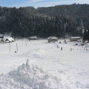 Skiareál Jezerné