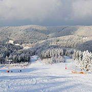 Skiareál Soláň - Vrchol