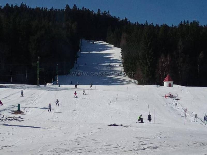 Skiareál Bedřichovka