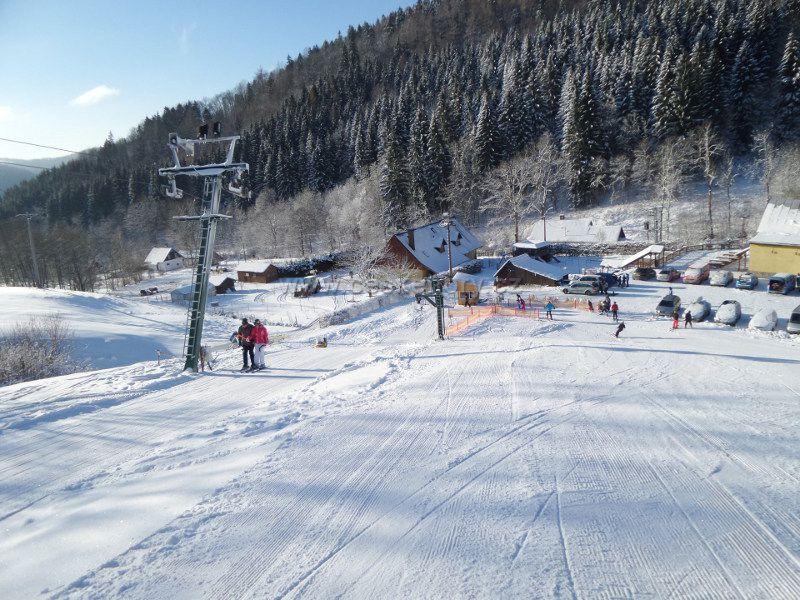 Skiareál Brněnka