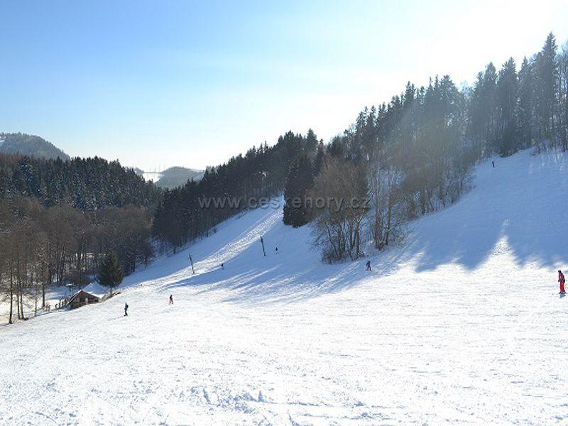 Skiareál Buřín