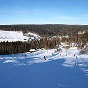 Skiareál Český Jiřetín
