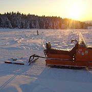 Skiareál Horní Guntramovice