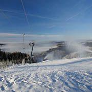 Skiareál Hartman