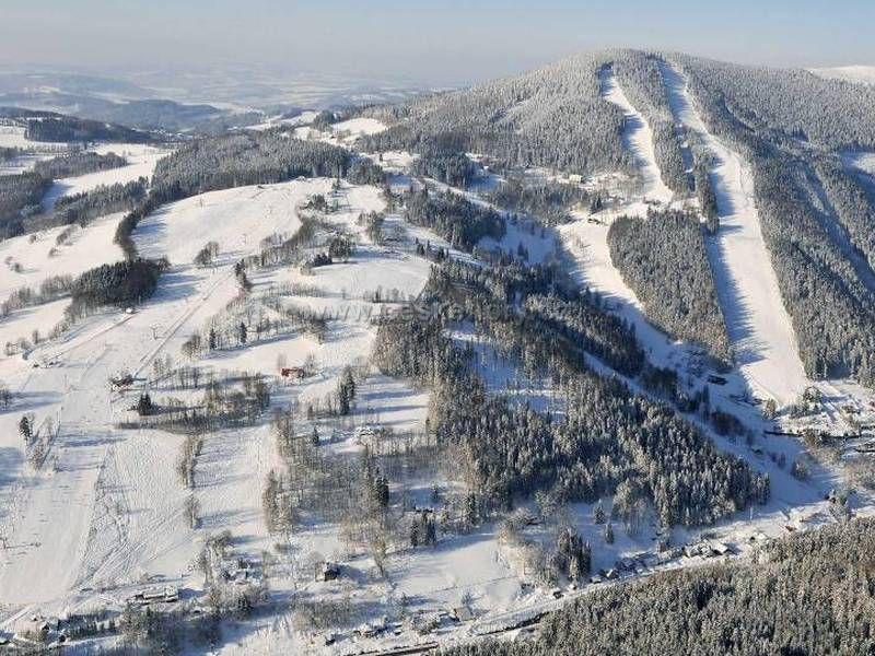 Skiareál Herlíkovice - Bubákov