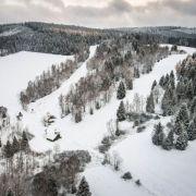 Skiareál Javorná