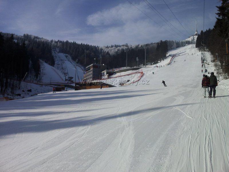 Skiareál Ještěd