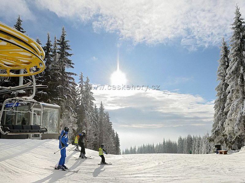 Skiareál Kopřivná