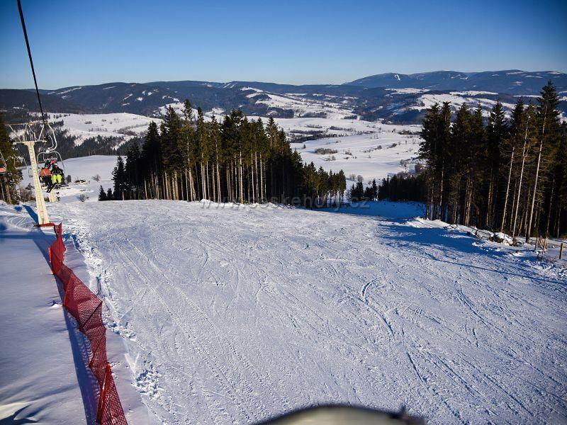 Skiareál Kraličák