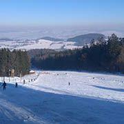 Skiareál Kvasejovice