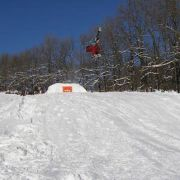 Skiareál a Snowpark Luž