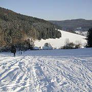 Skiareál Mostek