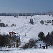 Skiareál Nové Hutě