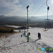 Skiareál Olešnice