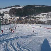 Skiareál Rusava