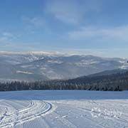 Skiareál Šachty - Vysoké nad Jizerou