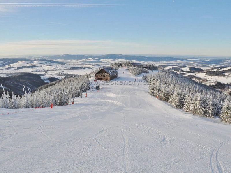 Horský resort Dolní Morava