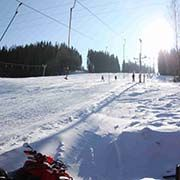 Skiareál Stará Ves