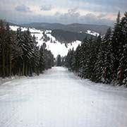 Skiareál Strážný