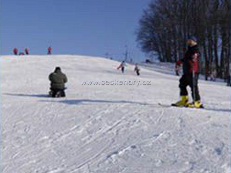 Skiareál Třanovice