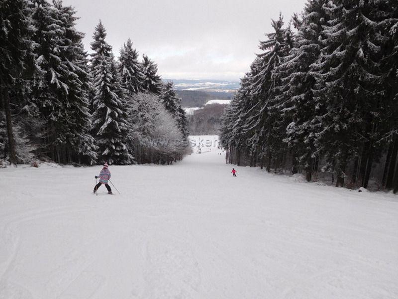 Ski Lyask arel Pimda - esk hory