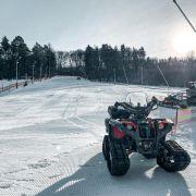 Ski Svah Zlín