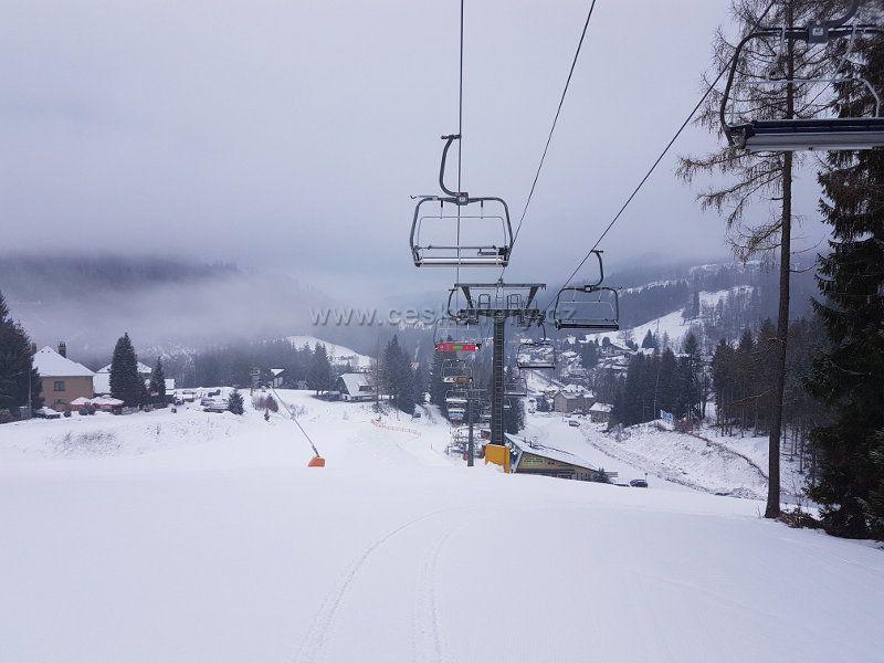 Skiareal Tanvaldsky Spicak Skiarena Jizerky