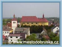 Dobruška - Kostel sv. Václava