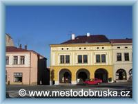 Dobruška - Stará radnice