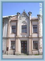 Dobruška - Synagoga