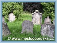 Dobruška - Židovský hřbitov