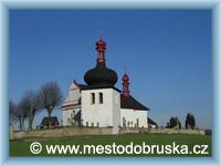 Dobruška - Kostelík sv. Ducha