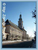 Nové Město nad Metují - Klášter