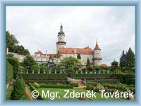 Nové Město nad Metují - Zámek - park