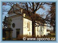 Opočno - Mariánský kostelík