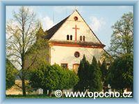 Opočno - Farní kostel
