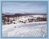 Zima v Sedloňově