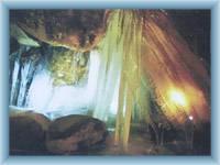 Jeskyně v Teplických skalách